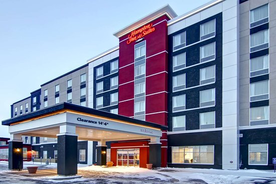 Hampton Inn & Suites by Hilton Grande Prairie