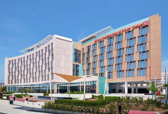 Good But Not That Great Review Of Hilton Garden Inn Muscat Al Khuwair Muscat Oman Tripadvisor