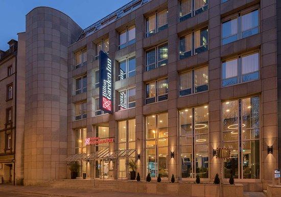 Hilton Garden Inn Frankfurt City Centre, hoteles en Frankfurt