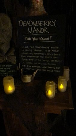Best Haunted Mansion Tour in VT