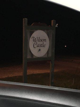 Proctor, VT: Wilson Castle Entrance