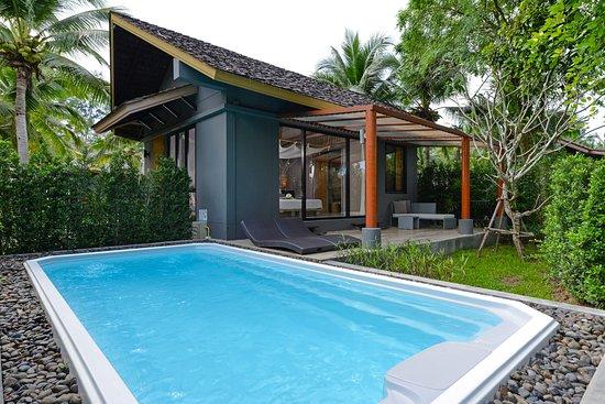Twin Lotus Resort & Spa: POOL VILLA