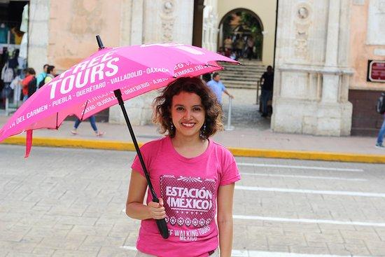 Estacion Mexico Free Tours Merida