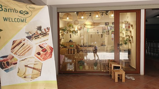 The Bamboo Shop
