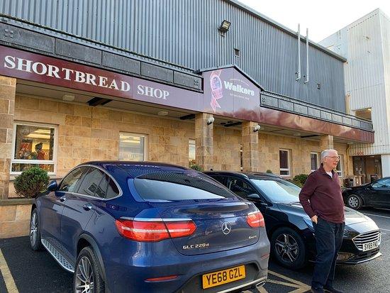 Walkers Shortbread Factory Shop