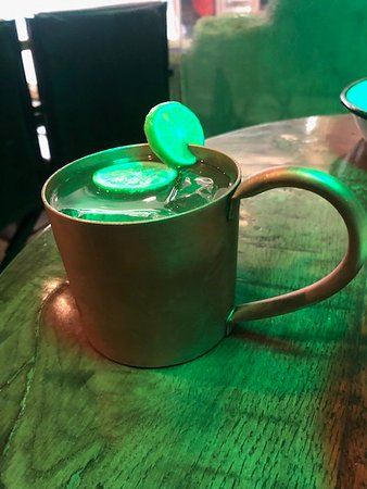 moscow mule deconstructed