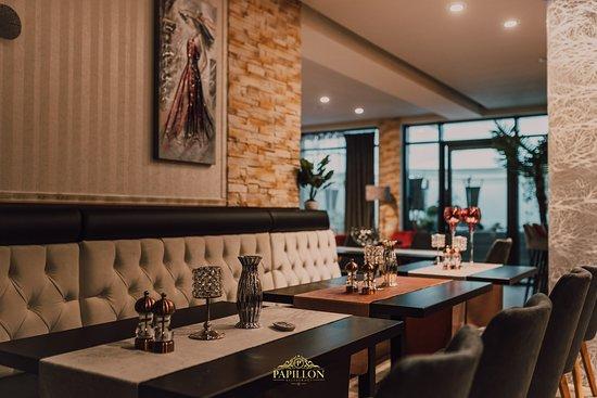 The Papillon Restaurant & Cocktail Bar in Landshut.  Wir freuen uns auf ihren Besuch!