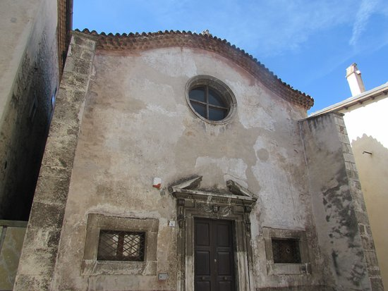 Ex Chiesa di Santa Maria di Loreto