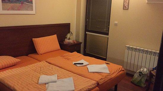Kralovsky Chlmec, Slovakia: Comfy room