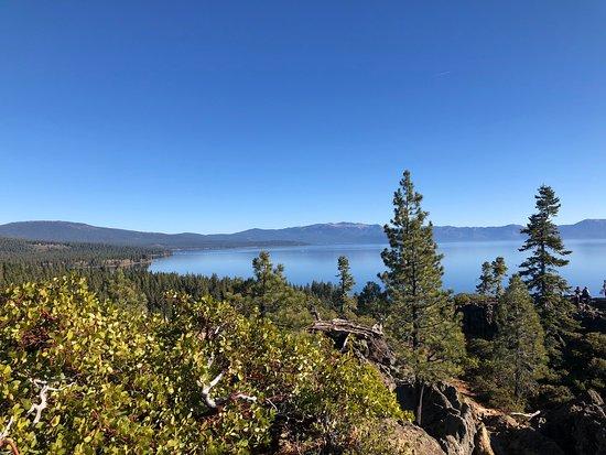 beautiful views, quick hike
