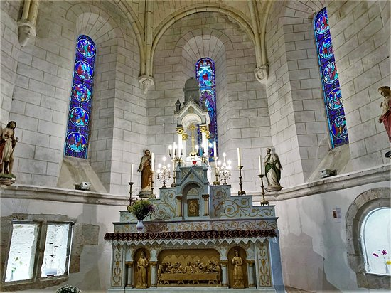 Église Saint-Pierre-Es-Liens