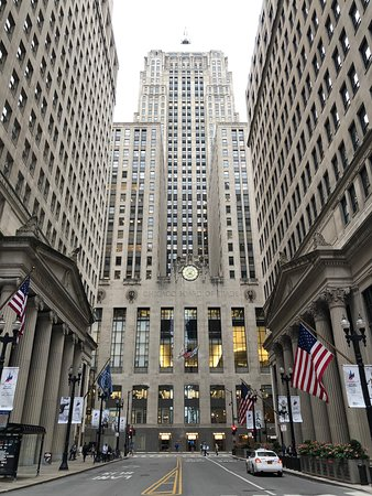 Chicago board of trade at&t options