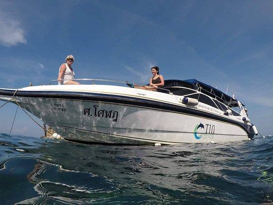 Tin Adventure Sea Tour