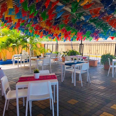 The real Mexican Restaurant at Punta Cana DR  Real Food ,Fresh and Tasty!!