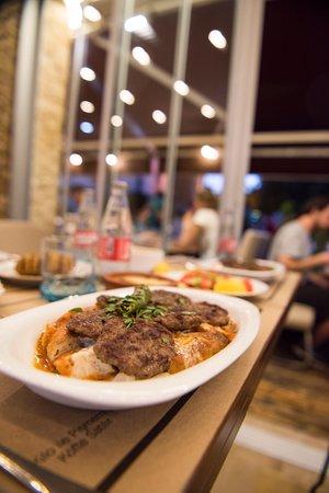 Eskişehir'in meşhur Balaban Köfte ve Kebabı.
