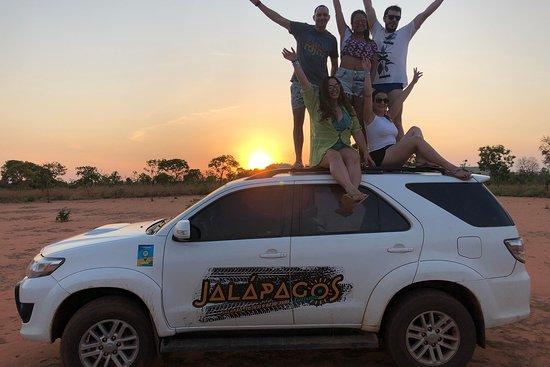 Jalapagos Turismo