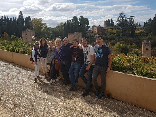 Alhambra Trip Granada