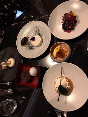 Bloomsbury Street Kitchen: Fantastic dessert menu. A must try 👍