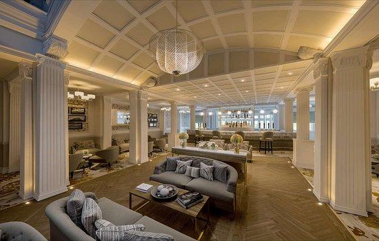 Doubletree by Hilton Harrogate Majestic Hotel and Spa: Property amenity