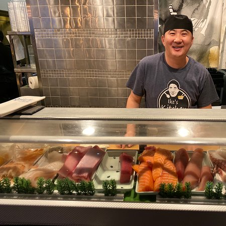 An unassuming Ike's Japanese Kitchen will leave fond memories