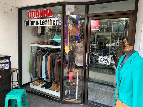 Goanna Tailor