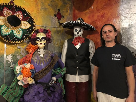 Hecho En Mexico: Day of the Dead 2019