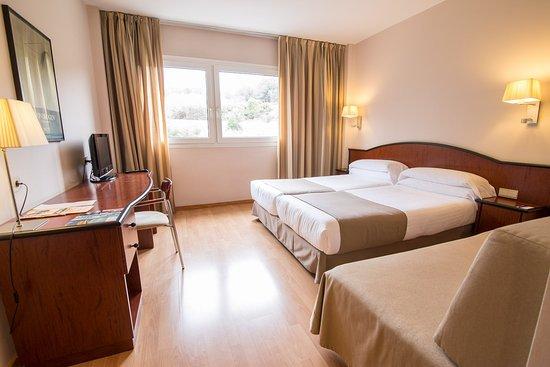 Hotel Augusta Barcelona Valles: Guest room