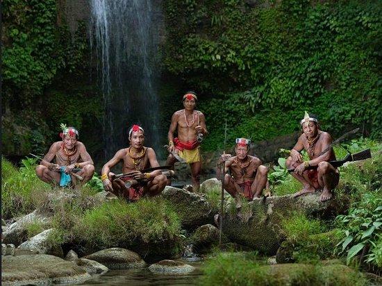 la tribu mentawai