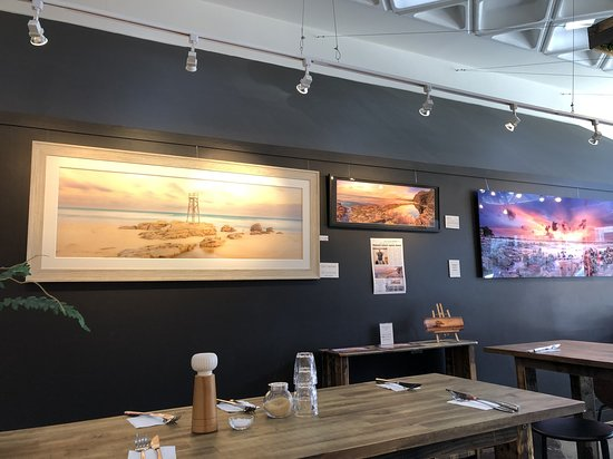 The Perfect Shot Cafe: Perfect Shot wall