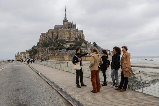 Heldagstur til Mont Saint Michel fra...