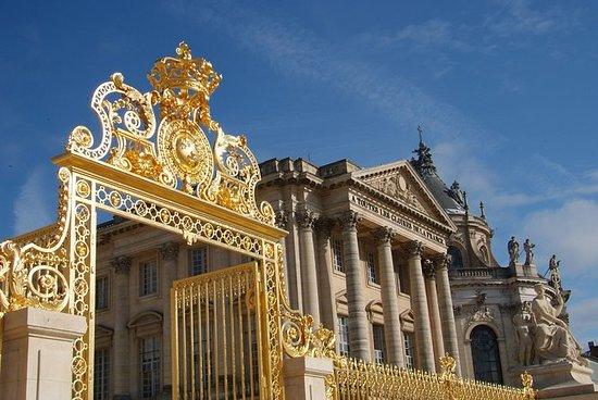 Excursion à Versailles et spectacle des...