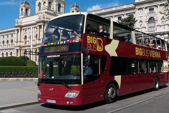 Big Bus Wenen hop-on hop-off tour
