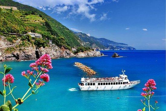 Shore Excursion from Livorno: Cinque Terre indipendent and Pisa private tour