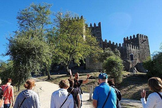 Passeio a Braga e Guimarães de Dia...