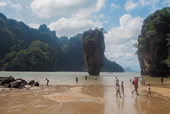 Smooth cruise to James Bond Island in...