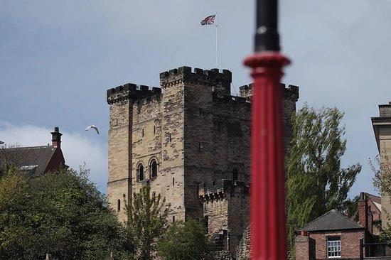 Historische tour Newcastle