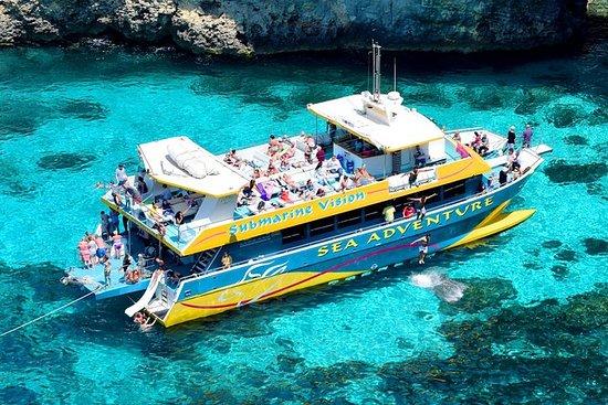 Islas Gozo y Comino: incluye Laguna...