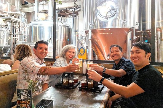 Melbourne Craft Beer Walking Tour