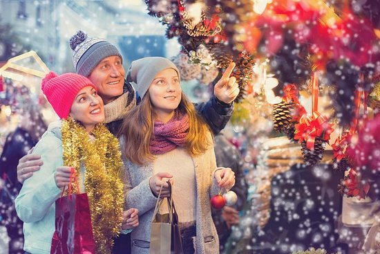 Tour de Noël magique à Tampere