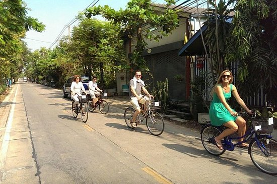 Bangkok Platteland en vogels kijken met ...