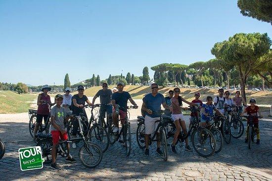 Da Gladiatori a Ice Cream Family e-Bike