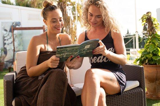 Massage Beach Ibiza