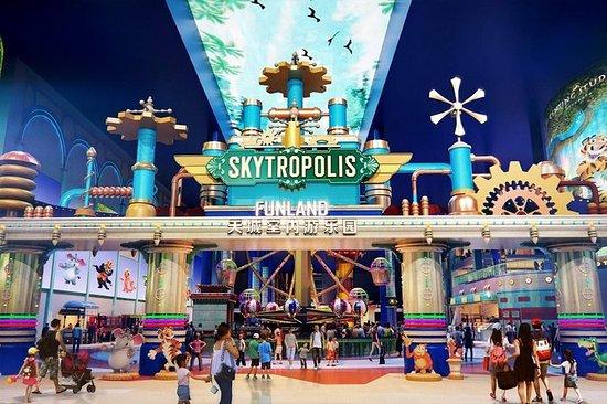Boleto de Skytropolis Funland en...