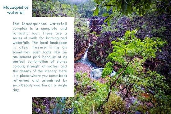 CAR + GUIDE: Macaquinhos Waterfall...