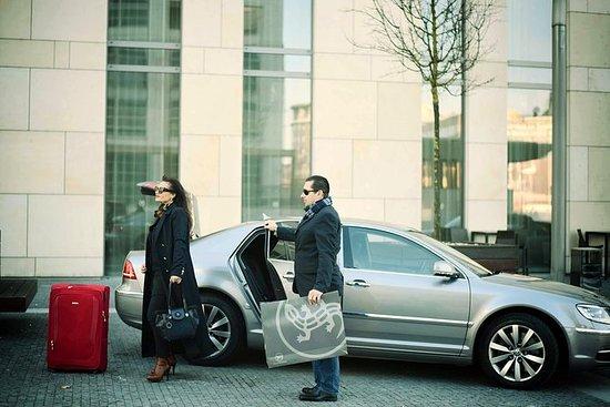 Bratislava à Vienne (transfert privé aller simple pour 3 personnes...