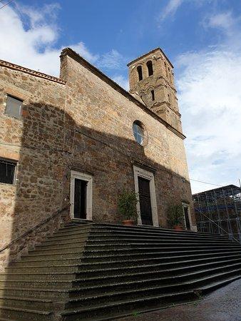 Faleria, Italy: Chiesa di San Giuliano Martire