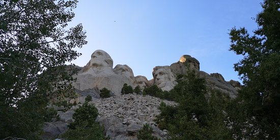 Mount Rushmore National Memorial 2019 Keystone