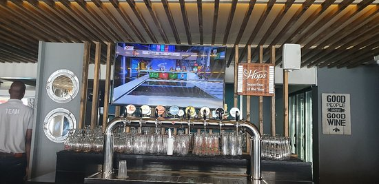 Be sure to hop in at HOPS BALLITO