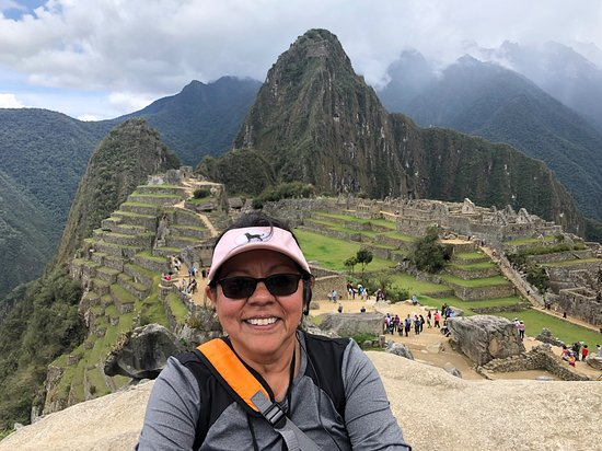 Cusco City Tour - Capital of an Empire: Me in Machu Pichu! Bucket list item checked!