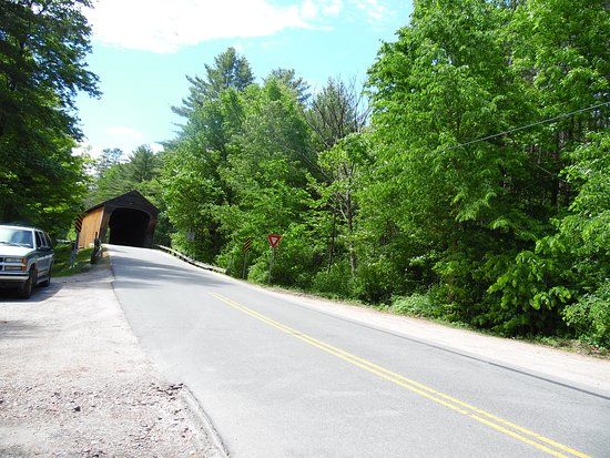 Corbin Covered Bridge